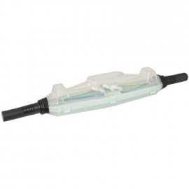Gießharz Kabel Verbindungsmuffe, für Erdkabel Ø 8-24 mm, 5 x 6² mm