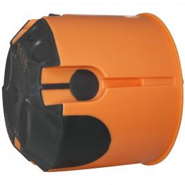 25 Stück Hohlraum Schalterdose, winddicht, Ø 68 mm, Tiefe 61 mm - F-tronic