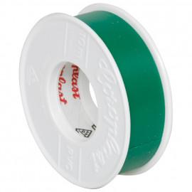 Coroplast Box PVC Isolierband Breite 15 mm, Länge 10 m Farbe grün Inhalt 20 Stück