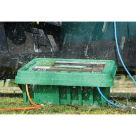 Kabelverteilerbox, DRIBOX 330 Breite 330mm, Tiefe 230mm, Höhe 140mm, IP55