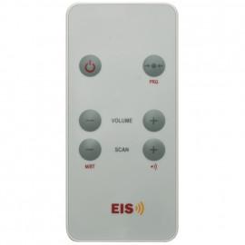 Einbauradio, weiß Radio im Trafogehäuse KBSOUND BASIC