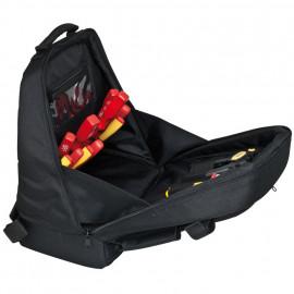 Werkzeug Rucksack aus Kordura, mit Werkzeug