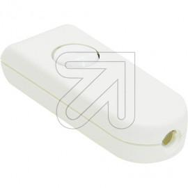 Wipp Zwischenschalter Aus weiß 2A 1 polig, Gehäuse geschraubt
