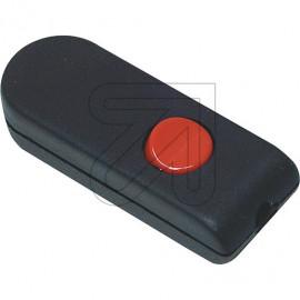Wipp Zwischenschalter Aus schwarz 2A 1 polig, Gehäuse geschraubt