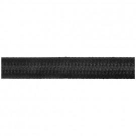 Kabel, Feuchtraum, NHXMH 5 x 1,5², textilummantelt, schwarz, THPG