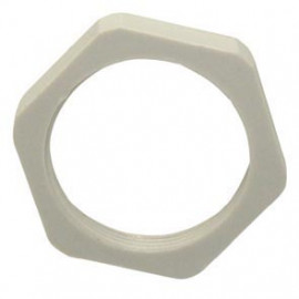 50 Stück Iso Kabelverschraubung Gegenmutter, halogenfrei Gewinde M16