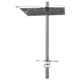 25 Stück Kippdübel mit Gewindeschaft, M 5, L 100 mm