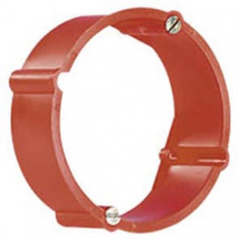 10 Stück Putzausgleich Ring, Ø 60 mm, Höhe 24  mm