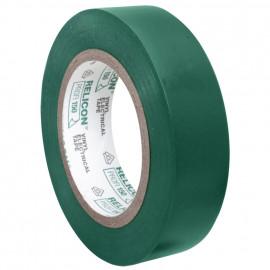 PVC Isolierband, PROFI 150, Breite 15 mm, Länge 10 m Farbe grün - 10 Stück