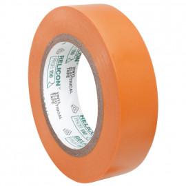PVC Isolierband, PROFI 150, Breite 15 mm, Länge 10 m Farbe orange - 10 Stück