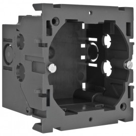 OBO Gerätedose für Brüstungskanal, anreihbar