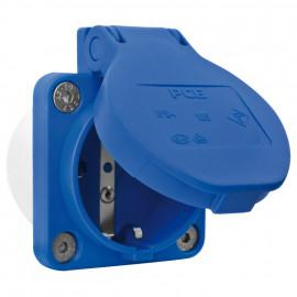 F-tronic Schutzkontaktsteckdose, eingebaut, für Model FT 15 oder Powerline