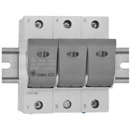 Sicherungslasttrennschalter für D02-Schmelzeinsätze, 63A, 3-polig - AEG