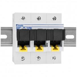 Sicherungslasttrennschalter für D02-Schmelzeinsätze, 3-polig Nennstrom 25A