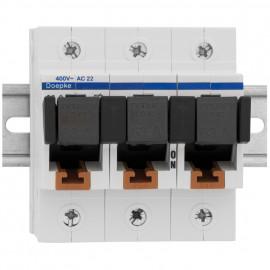 Sicherungslasttrennschalter für D02-Schmelzeinsätze, 3-polig Nennstrom 635A
