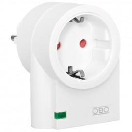 Überspannungsschutz Adapter, FC-D, weiß - OBO