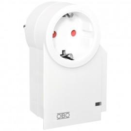 Überspannungsschutz Adapter, FC-SAT-D, weiß - OBO