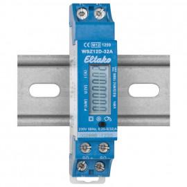 Stromzähler, für Wechselstrom, einphasig, 230V-AC (32A),