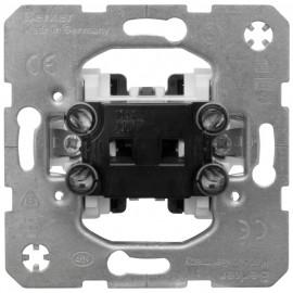 Schaltereinsatz Aus / Wechsel mit Steckanschluss
