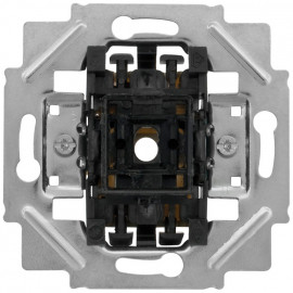 Schaltereinsatz mit Steckanschluss und Spreizkrallen Klein Typ: Aus / Wechsel