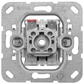 Schaltereinsatz mit Steckanschluss Aus / Wechsel Gira