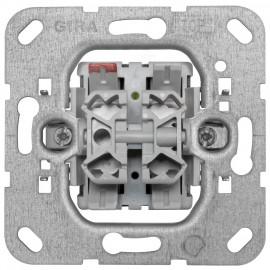 Schaltereinsatz mit Steckanschluss Serien Gira