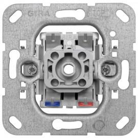Schaltereinsatz mit Steckanschluss Kontroll /  Wechsel Gira