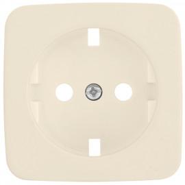 Steckdosen Ersatz Platte für Kombi, KLEIN SI® weiß