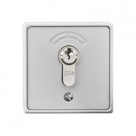 Schlüsseltaster Unterputz für Garagentore, TYP 4595, IP 54, 230V