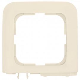 Universal Endstück für Steck Rahmensystem, KLEIN SI® weiß