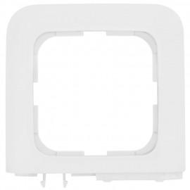 Endstück für Steck Rahmensystem, KLEIN SI® reinweiß