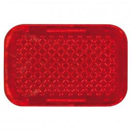 Steckdose Symbol rot für Tasterwippe DURO 2000 SI weiß Busch-Jaeger