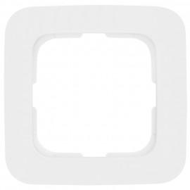 Abdeckrahmen Schalterprogramme, 1 fach, KLEIN SI® reinweiß
