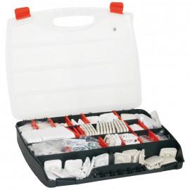 Schalterprogramme Ersatzteilkoffer, weiß und reinweiß, KLEIN SI®