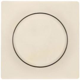 Abdeckung für Dreh und Druck Dimmer, für Welle Ø 4 mm, KLEIN® K55 weiß