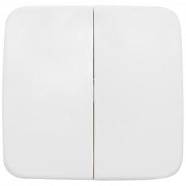 Wippe für Kombi Funk Wandsender, 2 teilig, passend für KLEIN SI® reinweiß