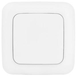 Funk Wandsender Komplett, 1 Kanal (Wippe), reinweiß, Smartwares