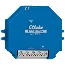 Funk Repeater, FRP61 - 230V, 230V - AC, für Aufputz Montage oder Einbau in Unterputz Dose