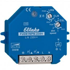Funk Dimmempfänger, FUD61NPN - 230V, 1 Kanal 230V / 300W