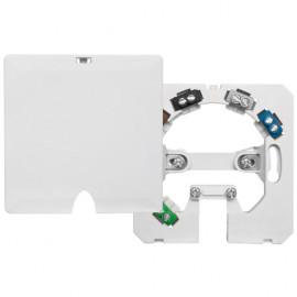 Geräteanschlussdose, Unterputz, 5 x 2,5², H 12 mm, reinweiß