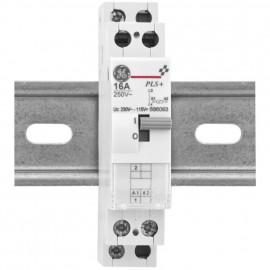 Stromstoßschalter, 16A AC 1-polig 1 Schließer - AEG