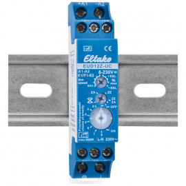 Stromstoß Dimmschalter für Reiheneinbau zur Zentralsteuerung, elektronisch, 8-230V/UC