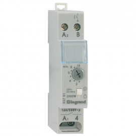 Treppenlichtzeitschalter, REX EM PLUS 230V / 16A 0,5 bis 10 Minuten - Legrand