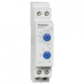 Treppenlichtzeitschalter, ELPA 1 Multifunktion 230V / 16A - Theben