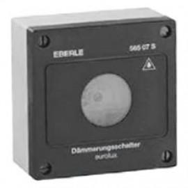 Dämmerungsschalter, 230V / 1600W / 600VA, DÄ 56507S, IP 54, grau / anthrazit