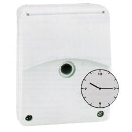 Dämmerungsschalter, 230V/10A(3A) / 12/24V-DC/5A, CDS-A/T, IP 54, weiß