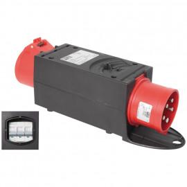 CEE Adapter, 32A-Stecker auf 16A-Kupplung - PCE
