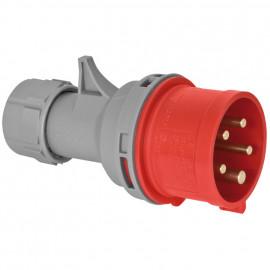 CEE Stecker, 5-polig, 400V, IP44 Ampere 32A - PCE