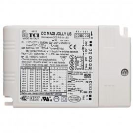 LED Netzteil, 230V, 9 Ausgangsströme TCI