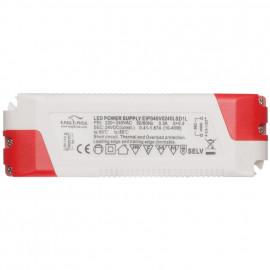 LED Netzteil, 24V-DC / 10-40W, dimmbar Ledissimo